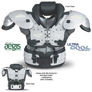 All-Star Equalizer Varsity Football Shoulder Pads