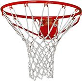 Martin Sports White Nylon Basketball Nets