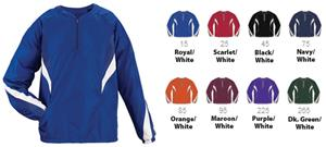 Teamwork Youth Viper Pullover Microfiber Jacket - Baseball ...