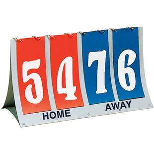 Martin Sports Flip-A-Score Scoreboard