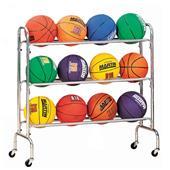 Martin Sports Portable Basketball Racks