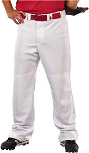 Teamwork Adult Open Bottom Solid Baseball Pants