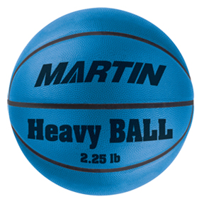 Martin Sports Weighted Training Basketballs