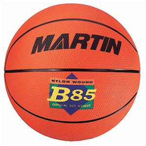 Martin Junior Rubber Basketballs