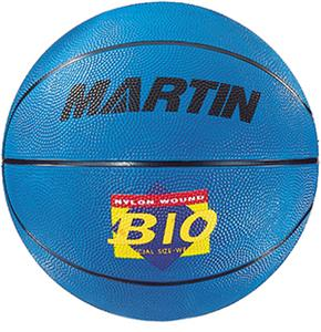 Martin  Rainbow  Rubber Basketballs