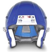 All-Star Catalyst No Cage Youth Football Helmets