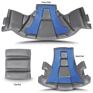 All-Star Catalyst Y14U Replacement Padding Sets