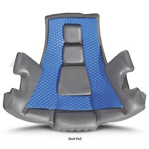 All-Star Catalyst Y14U Back Replacement Pads