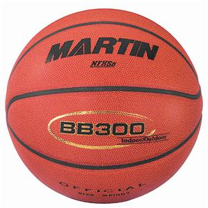 Martin NFHS Synthetic Leather Basketballs