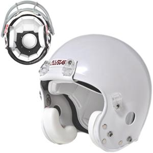 All-Star Jr. Lite No Cage Youth Football Helmets