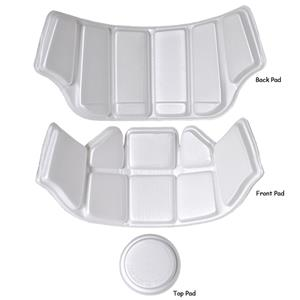 All-Star Jr. Lite Replacement Padding Sets