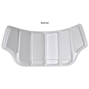 All-Star Jr. Lite Replacement Back Pads
