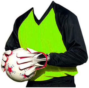 High Five Pacer GK Soccer Goalie Jerseys-Closeout