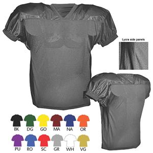 All-Star FBJ4Y Youth Mesh Football Jerseys