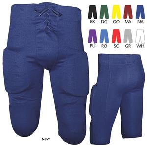 All-Star FBP1A Adult Practice Football Pants