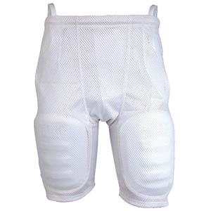 All-Star Adult 5 Pocket Mesh Football Girdles