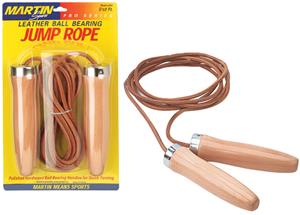 Martin Leather Jump Ropes