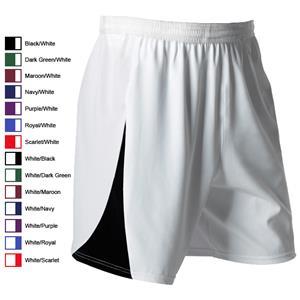 Alleson 558PW Women's Multi-Sport Shorts C/O
