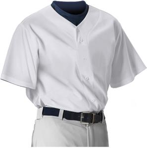 Alleson PROFJ Adult Full Front Baseball Jerseys