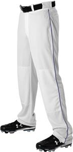Alleson 605WLB Adult Baseball Pants with Braid