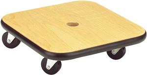 Martin Sports Wood Scooter with Bumpers
