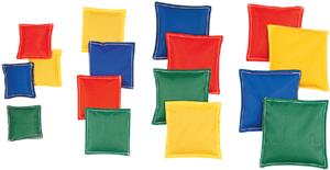 Martin Sports Colored Bean Bags (DZ)