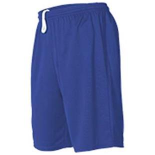 Alleson 599LPKT Adult Multi-Sport Shorts w/Pockets