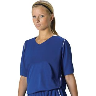 Alleson Women's Mock Mesh Softball Jerseys CO