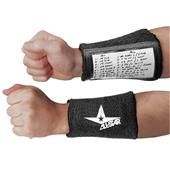 ALL-STAR Adult Window Football/Baseball Wristbands