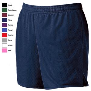 Alleson 564PWY Girl's Mesh Softball Shorts