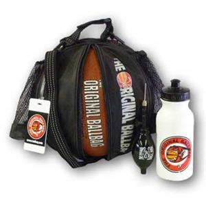 Original Black Basketball Ballbag Complete Package