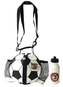 Original Soccer Design Ballbag & Water bottle