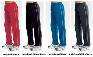 Charles River Womens Girls Olympian Pants