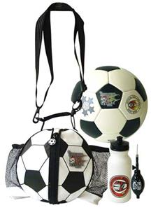 Original Soccer Design Ballbag Complete Package