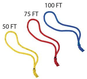 Champion Tug Of War Playground Ropes 50'/75'/100'