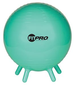 "Champion Fitpro Ball With Legs 16.5"" Exercise Ball"