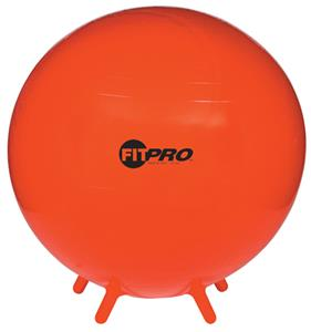 "Champion Fitpro Ball With Legs 29.5"" Exercise Ball"