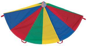 Champion Sports Multi-Colored Playground Parachute