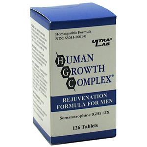 UltraLab Human Growth Complex Supplement