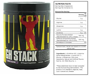 Universal Nutrition GH Stack Dietary Supplement
