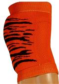 Red Lion Orange Tiger/Zebra Knee Pad Covers