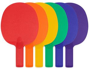 Champion Table Tennis Paddles Plastic/Smooth Face