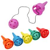 Champion Sports Catch-A-Ball Set of 6 Colors