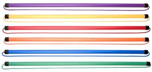 Champion Sports Jump Rope & Stick Set of 6 Colors