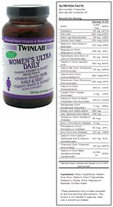 Women's Ultra Daily Vitamin & Mineral Supplement