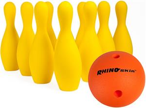 Champion Sports Foam Bowling Pin Set