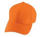 Athletic Mesh 6-Panel Baseball Caps-Closeout