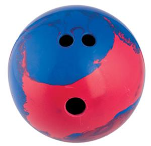 Champion 2.5lb Lightweight Rubber Bowling Ball