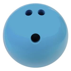 Champion 4lb Plastic Rubberized Bowling Ball