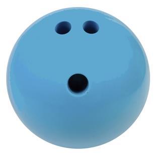 Champion 4lb Plastic Rubberized Bowling Ball